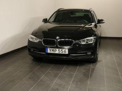 gebraucht BMW 318 d Touring Sportline