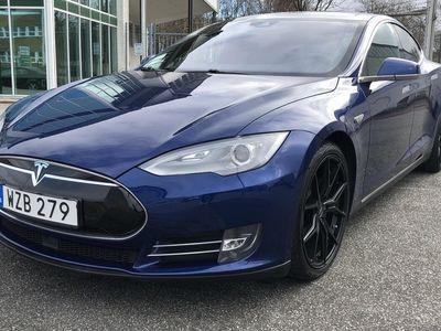 gebraucht Tesla Model S 85D (380hk)