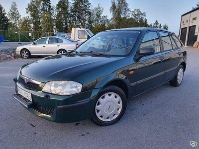 begagnad Mazda 323F 1.5 88hk Nybesiktogad endast 9000mil