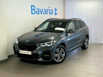 begagnad BMW X1 xDrive20d 20d xDrive M-Sport Nav Drag Head-Up Nypris 519 000 Kr