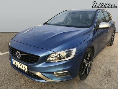 usado Volvo V60 D5 AWD Twin Engine Classic R-Design