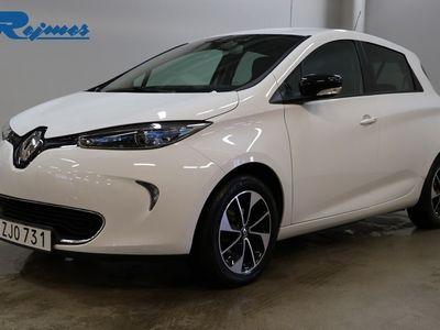 begagnad Renault Zoe 109 hk 41 kWh Intens batterihyra II