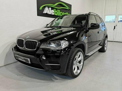 begagnad BMW X5 xDrive30d Steptronic/NYBES/NYSER/245hk
