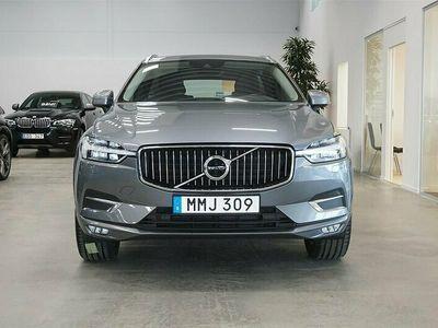 begagnad Volvo XC60 D4 AWD Inscription Klimatpkt Läder 19'' Drag Navi