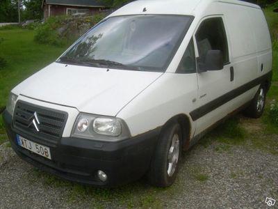 begagnad Citroën Jumpy hdi 110 -06