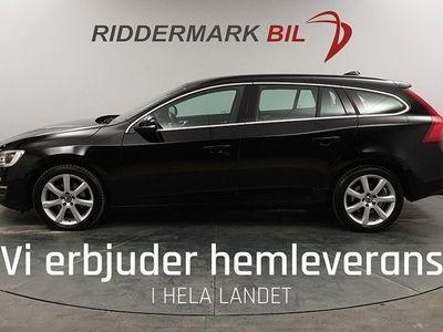 begagnad Volvo V60 D3 Eu6 150hk 1-Ägare Nyservad