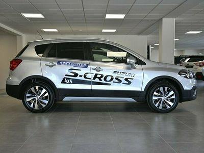 begagnad Suzuki SX4 S-Cross 1.4T Hybrid Inclusivepaket 4x4 AUT