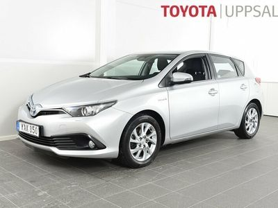 begagnad Toyota Auris 1,8 Elhybrid 5dr Active (99hk)