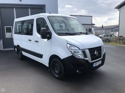 begagnad Nissan NV400 Minibuss 2.3 dCi Euro 6 145hk 9 -16