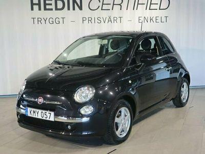 begagnad Fiat 500 1.2 Lounge 2014, Halvkombi Pris 64 900 kr