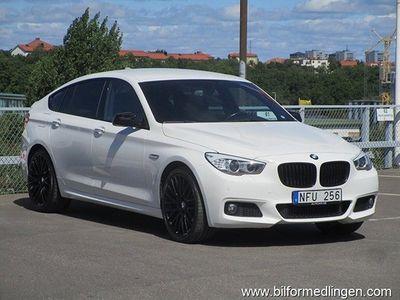 "begagnad BMW 520 Gran Turismo d M Sport 21"" Svensksåld"