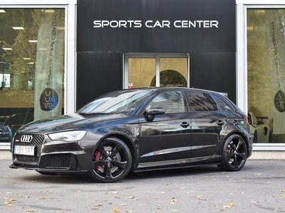 begagnad Audi RS3 SB 2.5 TFSI Q B&O TAKLUCKA SVARTOPTIK