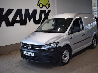 begagnad VW Caddy Skåpbil 1.4 TGI CNG Manuell,