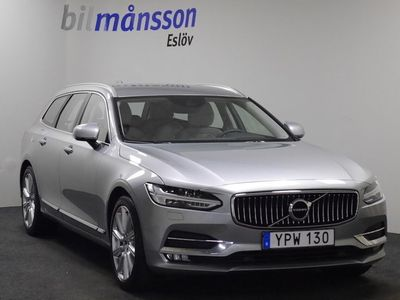 usado Volvo V90 D4 AWD Inscription -18