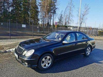 begagnad Mercedes E320