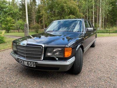 begagnad Mercedes 500 SEL