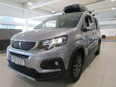 begagnad Peugeot Rifter Allure Puretech 110