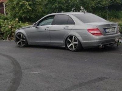 begagnad Mercedes C220 CDI BSR