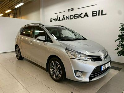 begagnad Toyota Verso 1.8 Multidrive S 7-sits (147 hk)