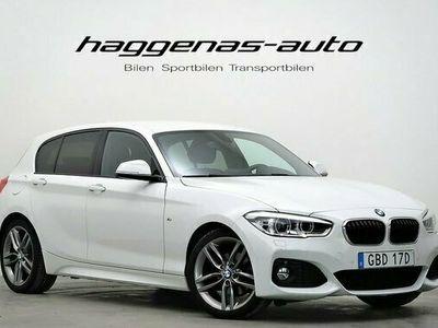 begagnad BMW 120 i / 184hk / M-Sport / HiFi