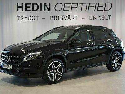 begagnad Mercedes GLA200 - BenzAMG / / PANO / / CARPLAY