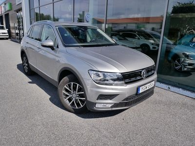 begagnad VW Tiguan TSI 180 MAN 4MOTION