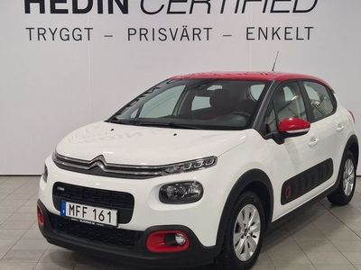 begagnad Citroën C3 1.2 man 110HK