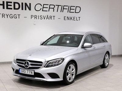 begagnad Mercedes C200 AVANTGARDE/NAVI/BACKKAMER