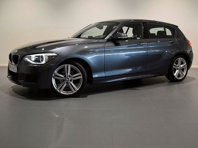 begagnad BMW 116 i M Sport