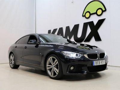 begagnad BMW 428 Gran Coupé i xDrive | | M-Sport | Navi | 2015, Sportkupé 229 700 kr