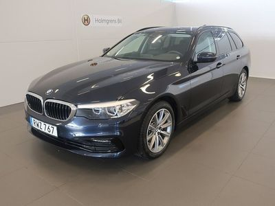 begagnad BMW 520 i Touring / Sport Line / Connected / Winter