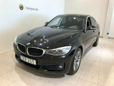 begagnad BMW 318 Gran Turismo d (143hk)