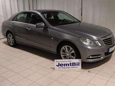 gebraucht Mercedes E250 CDI 4-MATIC Business Plus