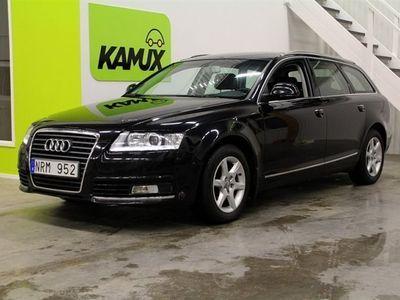gebraucht Audi A6 2,0 TDi 170hk Drag, M-Värm