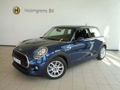 begagnad Mini Cooper 3d. 136 hk. Pepper Edition