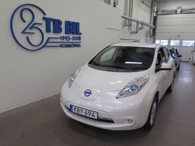 begagnad Nissan Leaf Acenta 24 kWh Single Speed 109hk -15