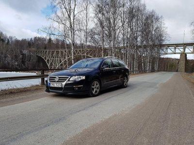 begagnad VW Passat 4motion R-line