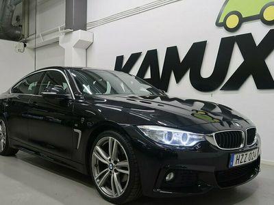begagnad BMW 420 Gran Coupé d   M-sport   184hk