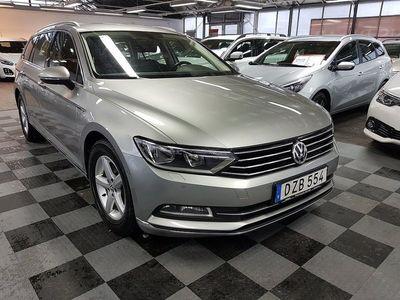 begagnad VW Passat SC 2.0 TDI 4Motion DSG Eur