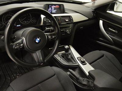 begagnad BMW 320 Gran Turismo d Sport Line Stöldlarm HiFi 2015, Sedan 268 000 kr
