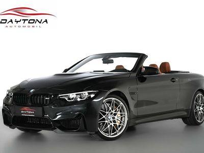 begagnad BMW M4 Competition 450hk Cabriolet