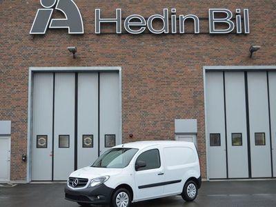 begagnad Mercedes Citan 109 CDI Fighter Lång Drag/Farthållare