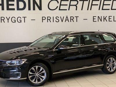 begagnad VW Passat GTE 1,4 Plug-in Hybrid Dragkrok
