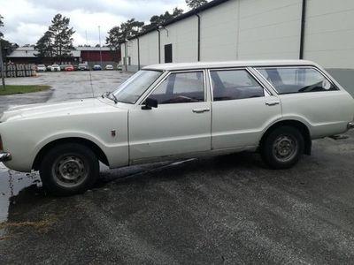 begagnad Ford Taunus 1600 L -72