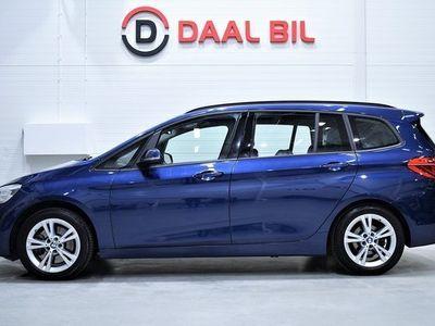 begagnad BMW 220 gt 190hk xdrive advantage 7-sits kame