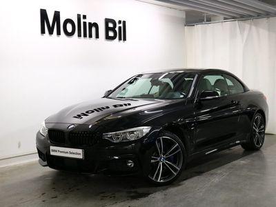 begagnad BMW 440 i xDrive Cabriolet M Sport / M Performance