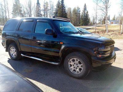 "begagnad Chevrolet Tahoe 5.3 V8 4WD ""Black Magic"""