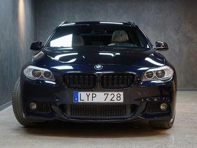 begagnad BMW 535 d xDrive Touring M Sport Panorama Navi D-värmare
