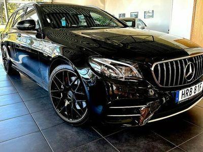 "begagnad Mercedes E43 AMG AMGT 4M 2 Års Garanti 4700 Mil GT Grill 20"""