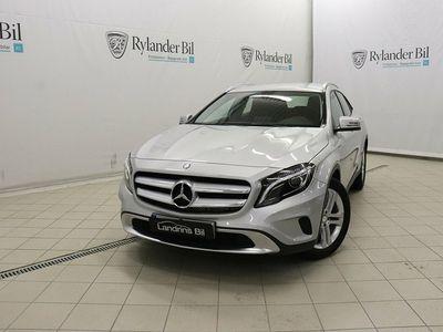 begagnad Mercedes GLA200 d 136hk -16
